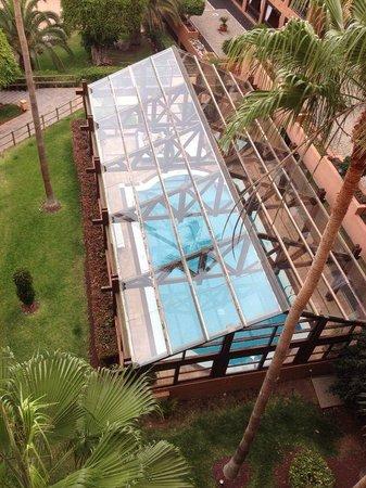 H10 Costa Adeje Palace: Piscine couverte