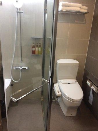 Citadines Central Shinjuku Tokyo: Toilet