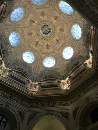 Museo de Historia Natural: Lift your head and admire the building, too!