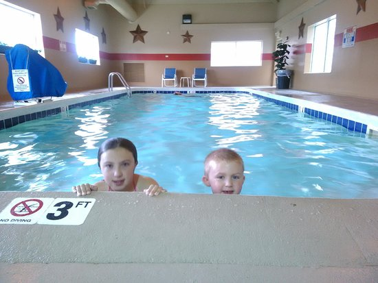 Nice Indoor Pool Picture Of Extended Stay America Indianapolis West 86th St Indianapolis