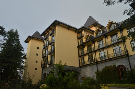 Wildflower Hall, Shimla in the Himalayas: Hotel - old world charm