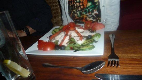The Chancel: Chicken Salad