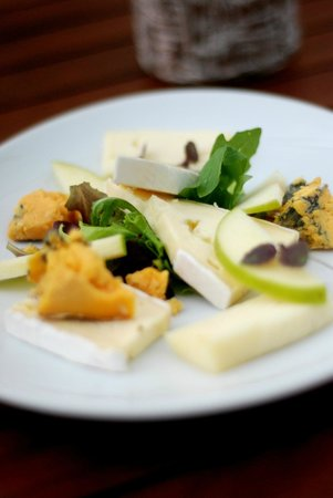 Platz: Cheese plate