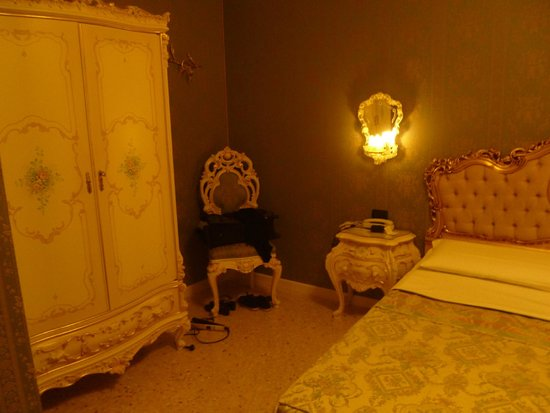 Dimora Marciana: chambre