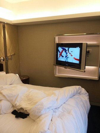 Grand InterContinental Seoul Parnas : Our room