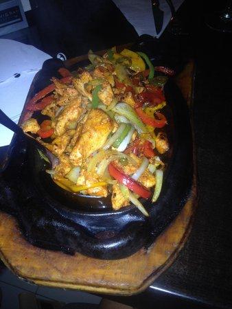 Tex Mex Restaurant: Yummy fajitas