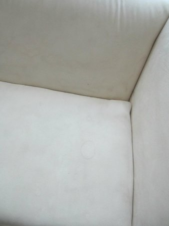 The Morgan - Stained sofa 1