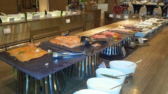 Grand InterContinental Seoul Parnas: Breakfast