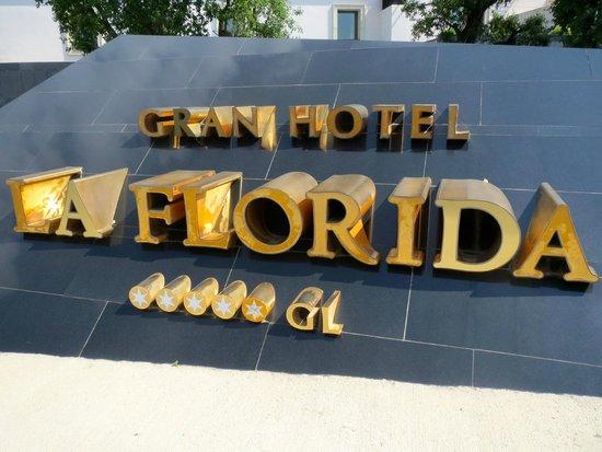 Gran Hotel La Florida: La Florida