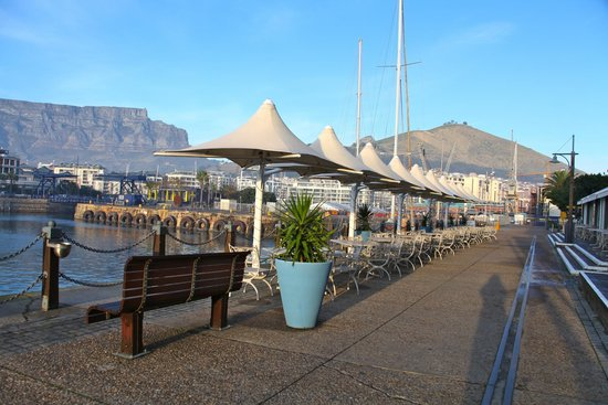 Victoria & Alfred Hotel: Table Mountain View