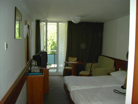 Remisens Hotel Marina : Kleines Schlafzimmer