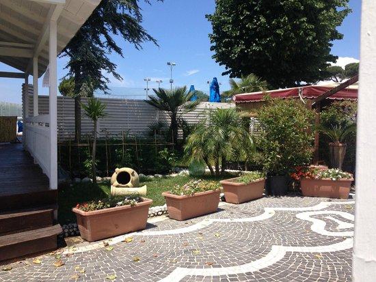 Giugliano in Campania, Italia: Piscina aloha