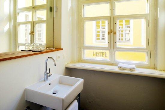 Hotel Fregehaus: Appartement - Bad