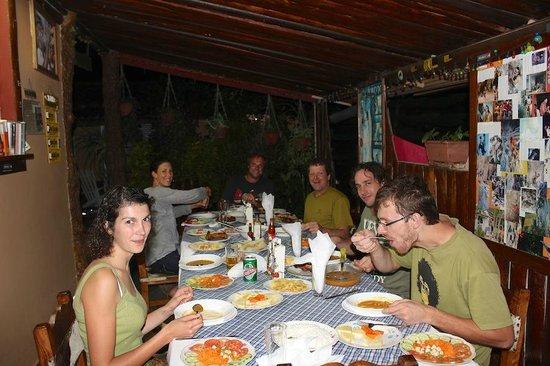 Casa Oscar: Good food and great ambiance