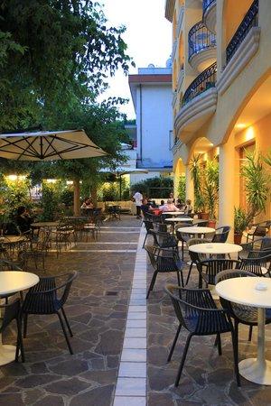 Hotel Vanni: Giardino