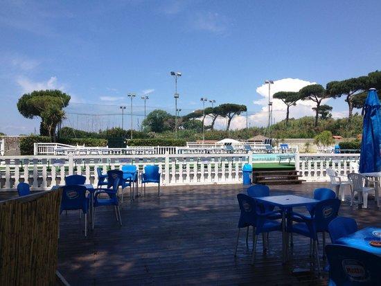Giugliano in Campania, Włochy: Piscina aloha