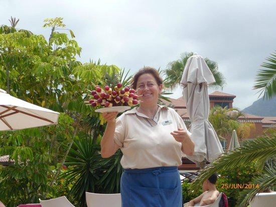 H10 Costa Adeje Palace: Les petites pauses gourmandes de la journée