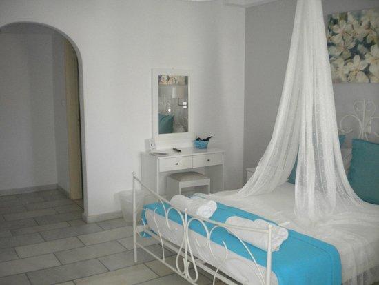 Camara Hotel: notre chambre