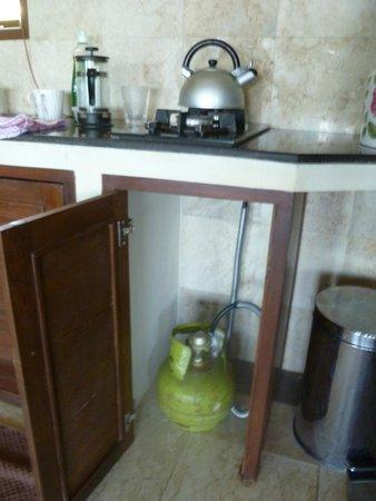 Villa Aquamarine : Кухня