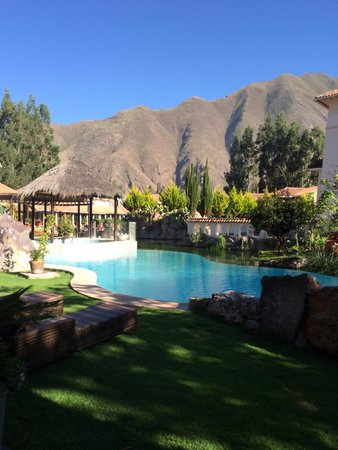 Aranwa Sacred Valley Hotel & Wellness: The pool