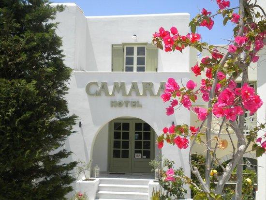 Camara Hotel : l'hôtel