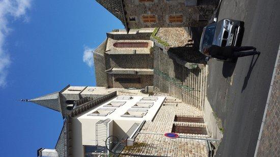 Hotel de France : vieille ville