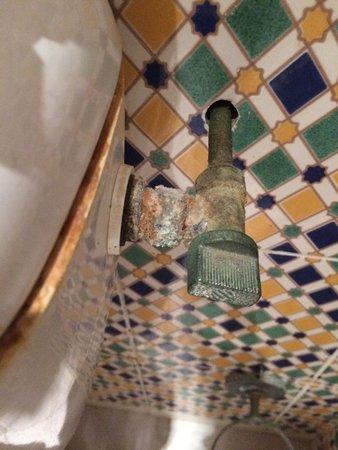 El Mouradi Djerba Menzel: Le robinet des wc