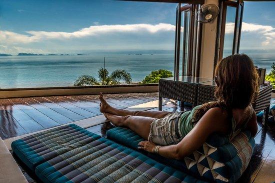 Sunset Hill Resort : Lounge Bar