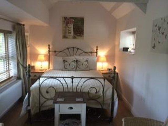 Penbontbren Luxury Bed and Breakfast: Garden Suite