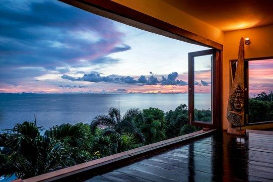 Sunset Hill Resort: View