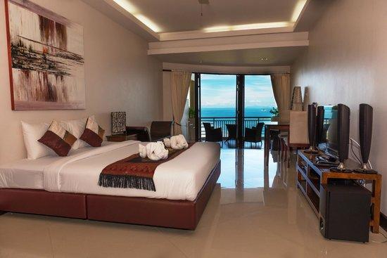 Sunset Hill Resort: Grand Sea View Studio