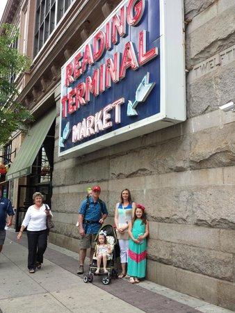 Tommy DiNic's: Trip to the great Reading Terminal Market