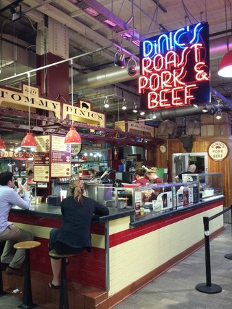 Tommy DiNic's: Great sandwiches