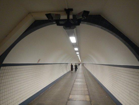 St. Anna's Tunnel / Pedestrians' Tunnel: Túnel