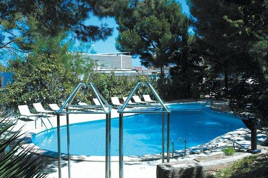 Hesperia Ciutat Mallorca: Swimming pool