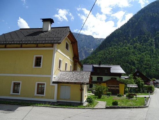 Haus Trausner: The house from outside