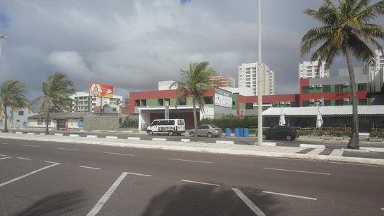 Hotel Algas Marinhas: Hotel