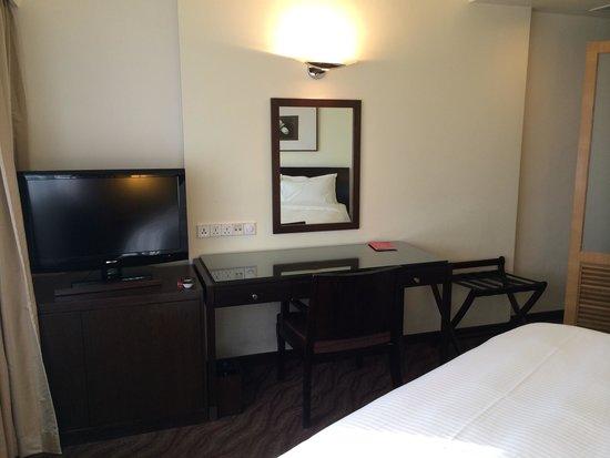 Copthorne King's Hotel Singapore: tv