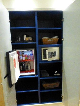 Andaz London Liverpool Street: Storage