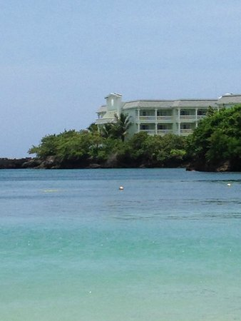 Grand Palladium Jamaica Resort & Spa: Beach View