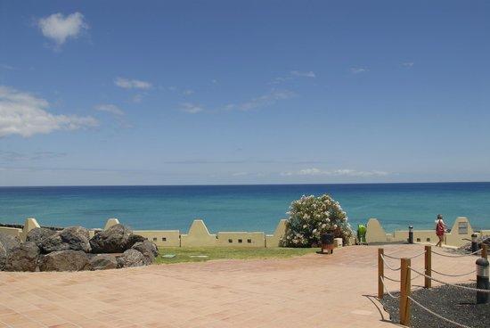 H10 Tindaya Hotel: Vista spiaggia Tindaya