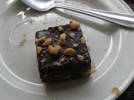 Razzi Restaurant: My Second Choccie Cake