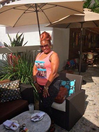Catalina Hotel & Beach Club : Breakfast Time ☀️