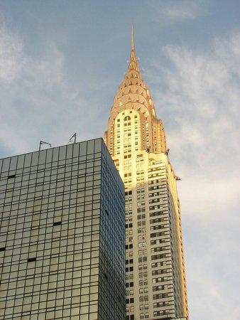 Chrysler Building : Chrysler Bldg