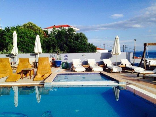 Hotel Aria: Pool