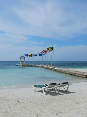 Sandals Montego Bay : Pier