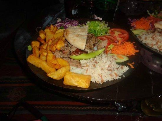 Anatolian Restaurant: The amazing lamb
