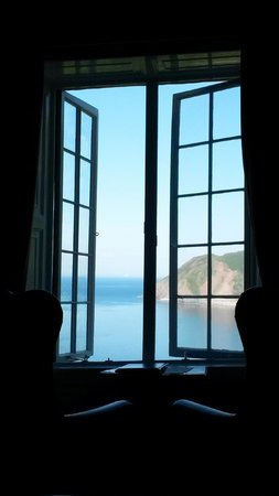Lynton Cottage Hotel: Room View