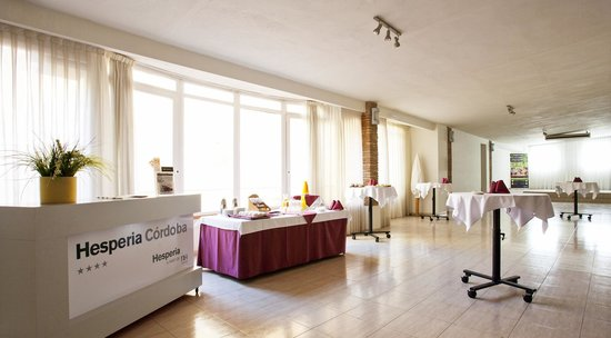 NH Cordoba: Events room
