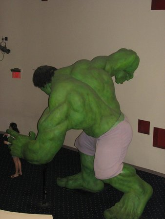 Madame Tussauds New York : Hulk
